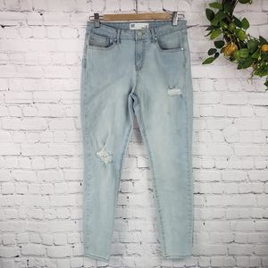 RSQ Jeans Miami Jeggings Light Blue Size 7/w28